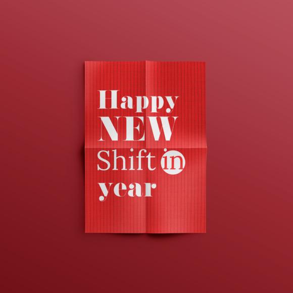 Shift in
