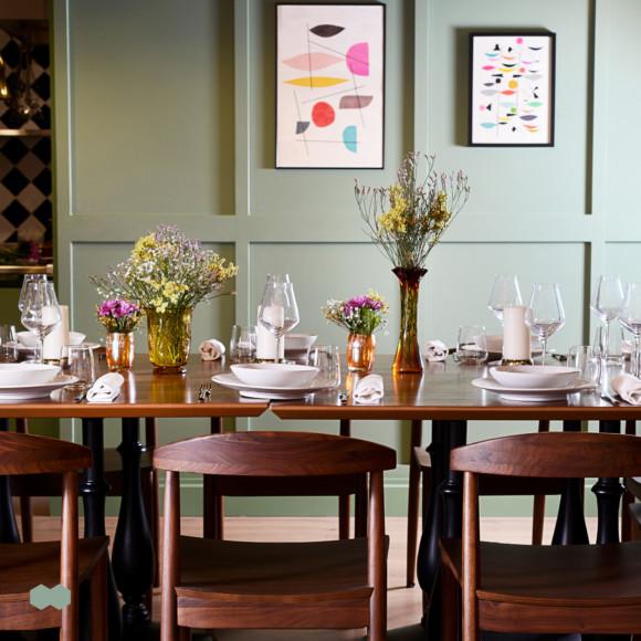 La Table Rose – Food Traboule